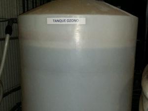 TANQUE OZONO