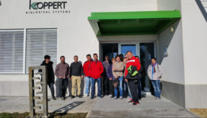 VISITA CENTRO KOPPERT ALMERIA